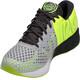 asics Noosa FF 2 Shoes Men Glacier Grey/Dark Grey/Safety